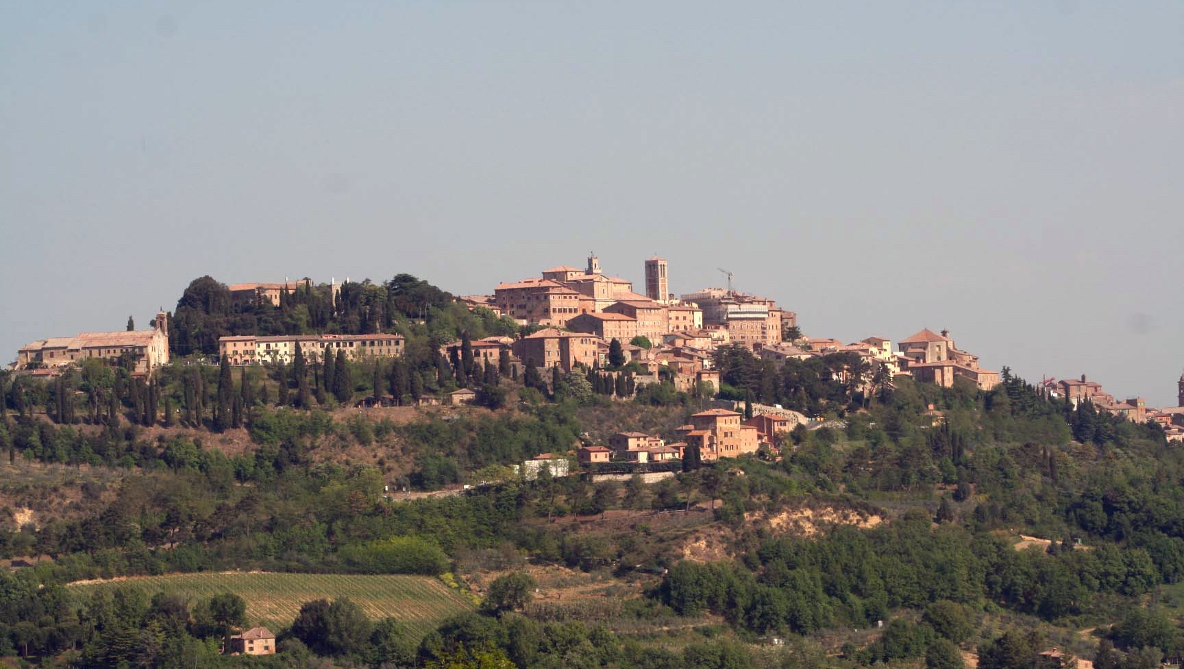 Montepulciano Book 3 Chapter 8: The Life and Times of Gina (Born 1924)