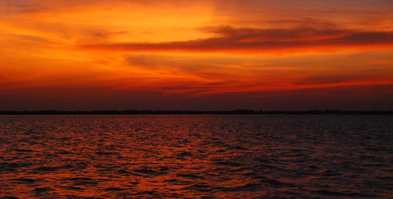 Sundarbans Sunset Chapter 6
